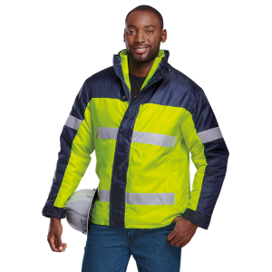 Contractor 3 In 1 Jacket Workwear Supplier To Cape Town