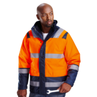 work wear 4 in 1 jacket