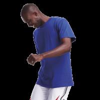 Barron carded cotton t-shirt 170g Blue