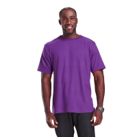 Barron cotton t-shirt 145g Purple