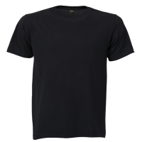 Barron cotton t-shirt 145g Black