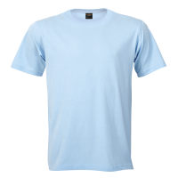 Barron cotton t-shirt 145g Sky