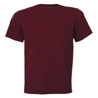 Barron cotton t-shirt 145g Burgundy