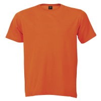 Barron cotton t-shirt 145g Orange