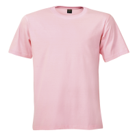 Barron cotton t-shirt 145g Pink