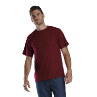 Barron cotton t-shirt 160g Burgundy