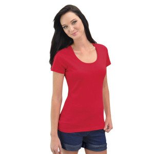 Proactive-fashion-fit-cotton-t-shirt-ladies-150g