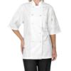 Altitude Basic Short Sleeve Chef Jacket