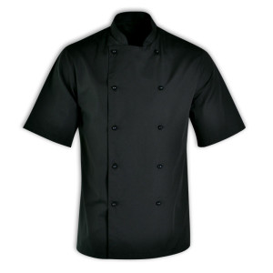Proactive Short Sleeve Chef Jacket
