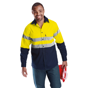Barron Long Sleeve Safety Shirts