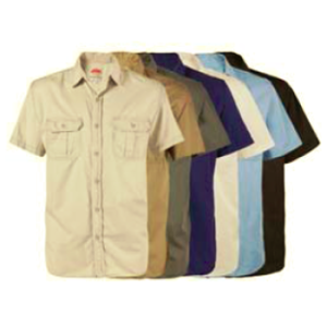 cd7875ed5 Jonsson Legendary Short Sleeve Work Shirt