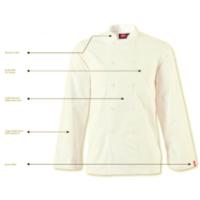 Jonsson Long Sleeve Chef Jacket