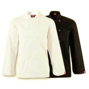 Jonsson Long Sleeve Chef Jacket