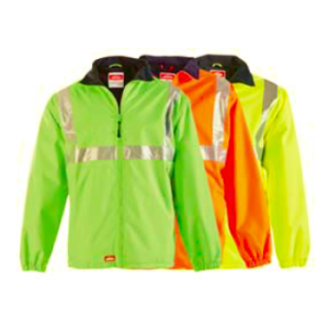 Jonsson Reflective High Viz Oxford Jacket