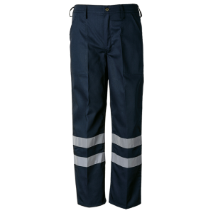 Conti Trouser With Reflective Tape Workwear Cape Town