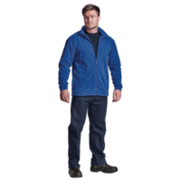 Hybrid Fleece Jacket