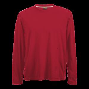 Barron Enduro Thermal Fleece Red