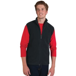 Mens Sleeveless Fleece Jacket