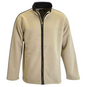 Bonded Fleece Jacket Stone