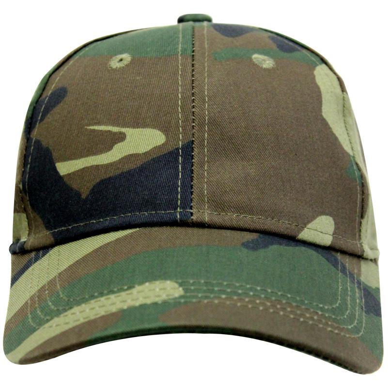 538cf365085 Basic Camo Cap